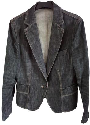 Gucci Anthracite Denim - Jeans Jackets