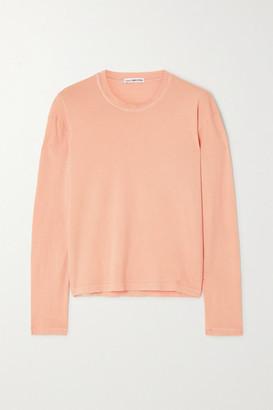 James Perse Vintage Boy Cotton-jersey T-shirt - Pink
