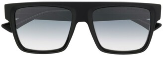 Cutler & Gross Square Frame Sunglasses