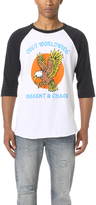 Obey Chaos Eagle Raglan Pullover