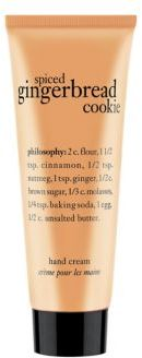 philosophy Spiced Gingerbread Cookie Hand Cream 1oz