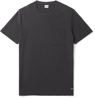 NN07 Aspen Slub Cotton-Jersey T-Shirt