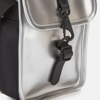 Rains Flight Bag - Silver