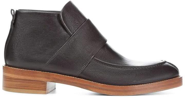 Donald J Pliner GIACOMO, Vachetta Leather Chelsea Boot