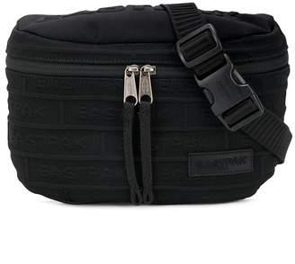 Eastpak embossed logo patch detail belt bag