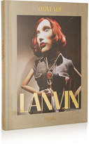 Rizzoli Lanvin: I Love You By Alber Elbaz Hardcover Book - Gray