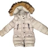 Moncler Grey Jacket coat