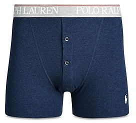 Polo Ralph Lauren Heritage Button Fly Boxer Brief