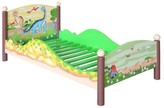 The Well Appointed House Teamson Design Dinosaur Toddler Bed for Kids
