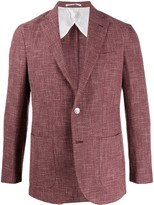 Barba Jim fitted blazer