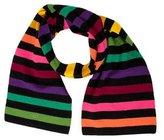 Sonia Rykiel Girls' Wool Striped Scarf