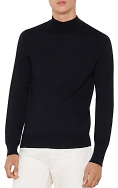 Sandro Industrial Slim Fit Sweater