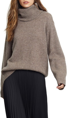 Rails Imogen Turtleneck Cashmere & Silk Sweater