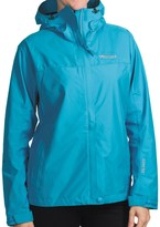 Marmot Optima Gore-Tex® Jacket - PacLite®, Waterproof, Hooded (For Women)