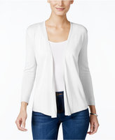 Style&Co. Style & Co. Petite 4-in-1 Cardigan, Only at Macy's