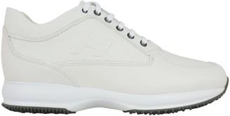 Hogan Leather Sneaker