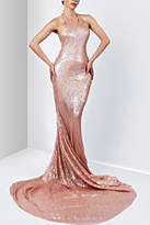 Savee Couture Savee Sequin Maxi Dress