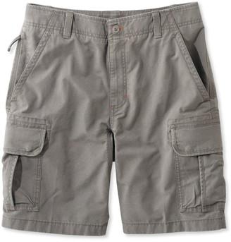 L.L. Bean Men's L.L.Bean Allagash Cargo Shorts, Natural Fit