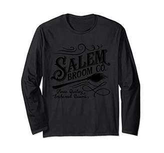 b-ROOM Salem Broom Company est 1692 Halloween Long Sleeve T-Shirt
