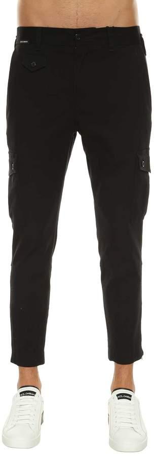 Dolce & Gabbana Multi Pockets Pants