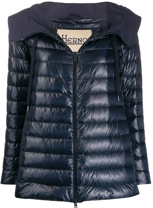 Herno Spread Hood Puffer Jacket