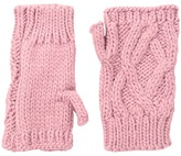 San Diego Hat Company KNG3495 Cable Knit Fingerless Gloves Dress Gloves