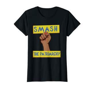 Smash Wear My Shirt Hub Womens Feminism Shirts | the Patriarchy - Feminist T-Shirt
