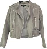 Christopher Kane Grey Denim - Jeans Jacket for Women