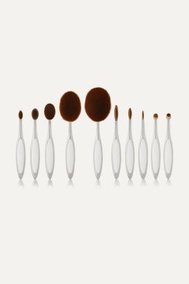 Artis Brush Next Generation Elite Mirror 10 Brush Set - Colorless