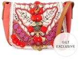 Antik Batik Koshi Embroidered Cotton Shoulder Bag