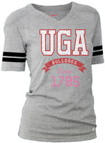 Soffe Georgia Bulldogs Football Tee - Women