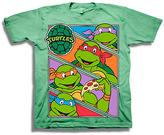 Freeze Green TMNT Tee - Toddler & Boys