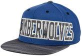 adidas Minnesota Timberwolves Undertone Snapback Cap