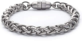Kenneth Cole Reaction Men Silver-Tone Link Bracelet