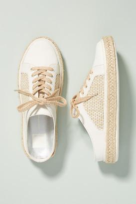 Dolce Vita Lian Espadrille Mule Sneakers By in White Size 6