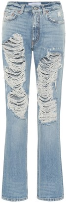 Givenchy High-rise straight jeans