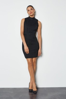 Karen Millen Lace Sleeveless Bandage Dress