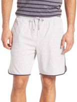 HUGO BOSS Contrast Trimmed Jersey Shorts