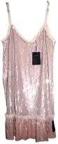Needle & Thread Pink Glitter Dress for Women