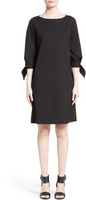 Lafayette 148 New York Elaina Stretch Cotton Dress