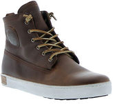 Blackstone Lace-Up High Top Sneakers