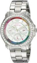 Juicy Couture Women's 1901275 Pedigree Analog Display Quartz Watch