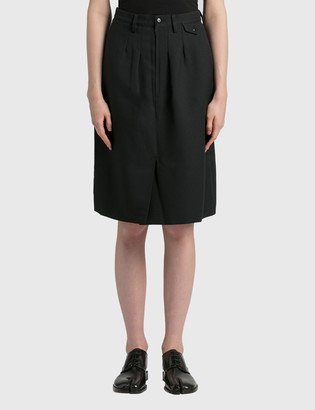 Random Identities Officer Skirt