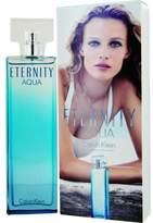 Calvin Klein Eternity Aqua by Eau de Parfum Spray for Women 3.4 oz.