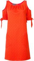 Talbot Runhof Kolabo dress - women - Cotton/Polyester/Spandex/Elastane - 36
