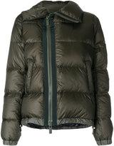 Sacai nylon padded jacket - women - Feather Down/Nylon/Polyester - 1