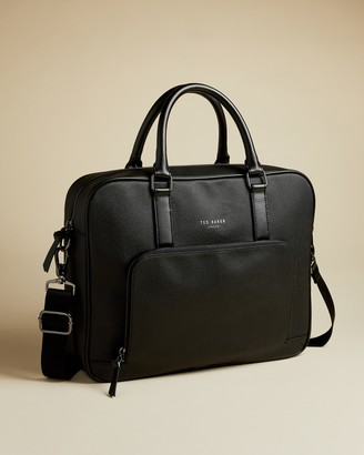 Ted Baker COULTER Textured document bag