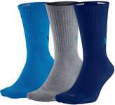 Nike 3-pk. Mens Dri-FIT HBR Crew Socks - Extended Size