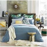 Tommy Hilfiger Modern Sands Chambray Comforter