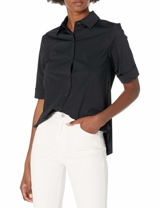 Lysse Women's Josie Short Sleeve Button Down